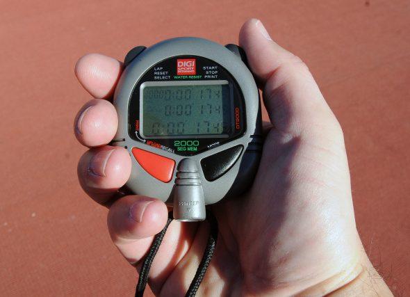 III Congreso de Adestramento de Atletismo (CENFA)