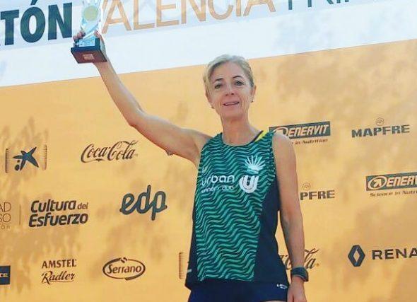 Récord de España de Medio Maratón para Esther Pedrosa