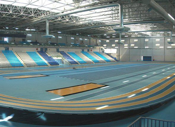 Ourense acollerá o nacional Sub20 Indoor