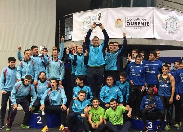 A Copa marcha a Vigo e Pontevedra