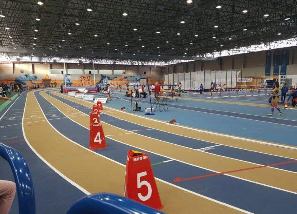 Aberta a inscripción para o Campionato Galego Máster de pista cuberta