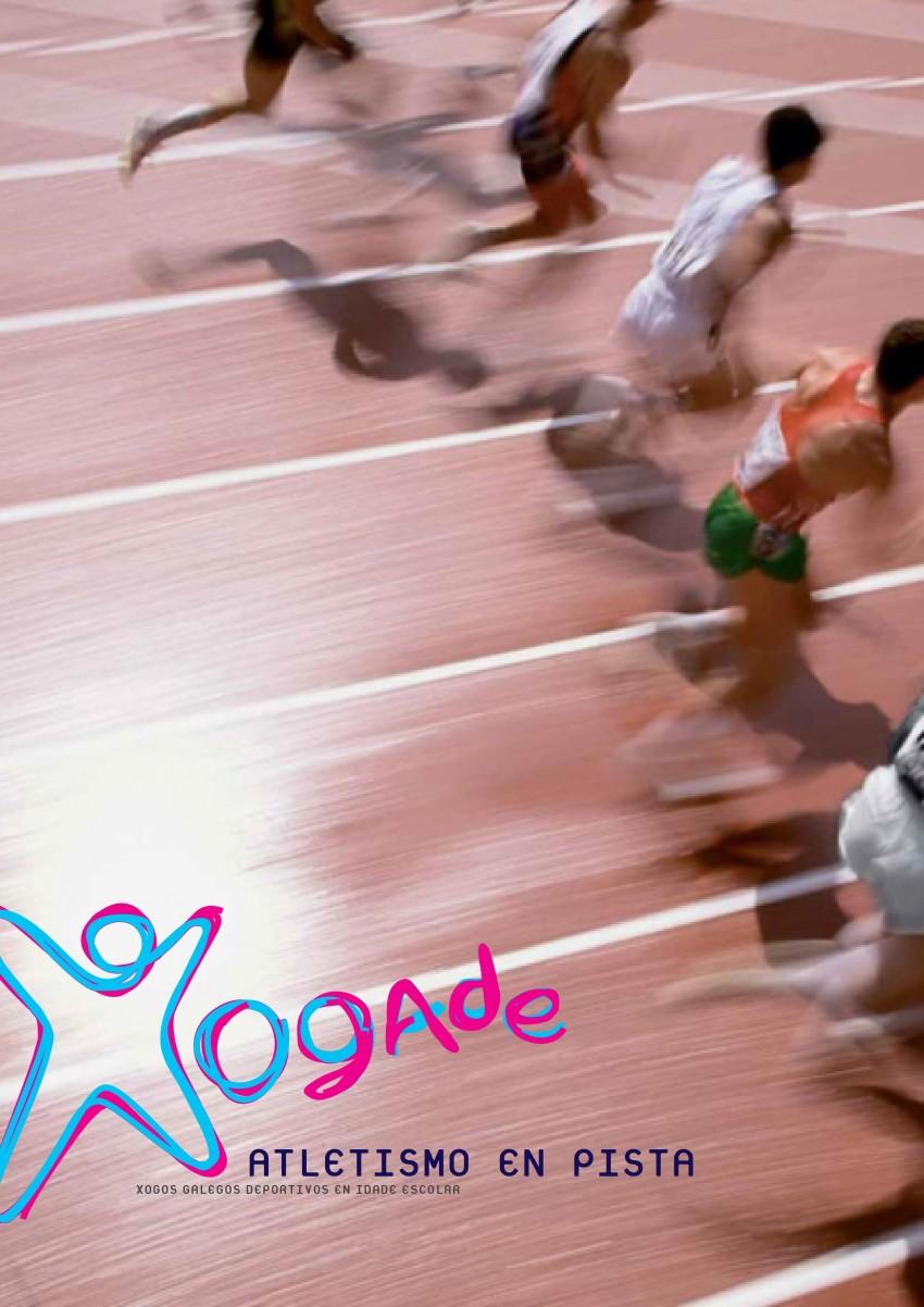 Xogade – Atletismo Pista – Campionato Provincial INF – Combinadas BEN – ALE A Coruña 2020 – SUSPENDIDA