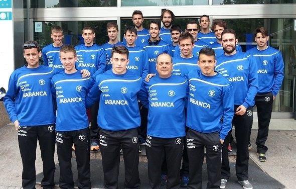 Comeza a liga de clubs para os equipos galegos
