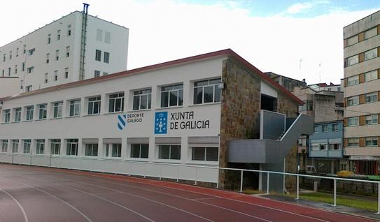 Acceso á instalación do CGTD de Pontevedra esta fin de semana