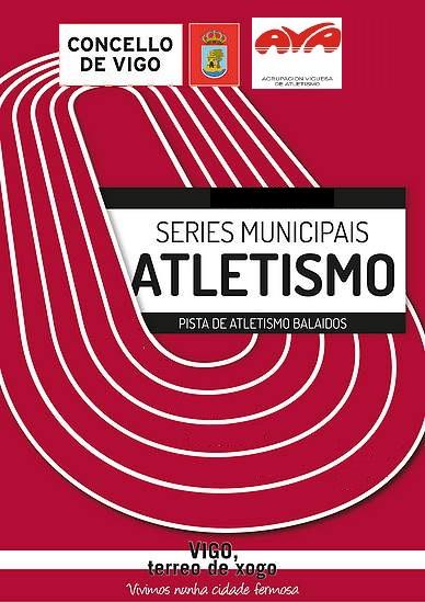 IV Circuíto de Pista Concello de Vigo – 2ª Xornada Series Municipais