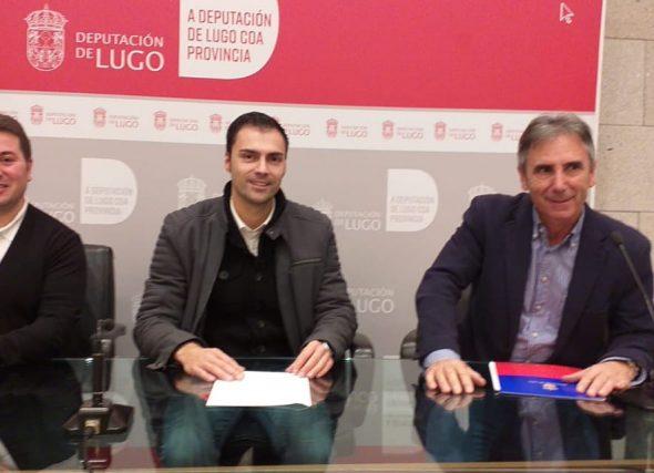 A FGA asina un convenio coa Deputación de Lugo
