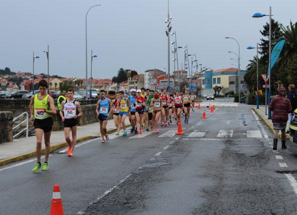 Trinta anos de marcha nos campionatos de Galicia