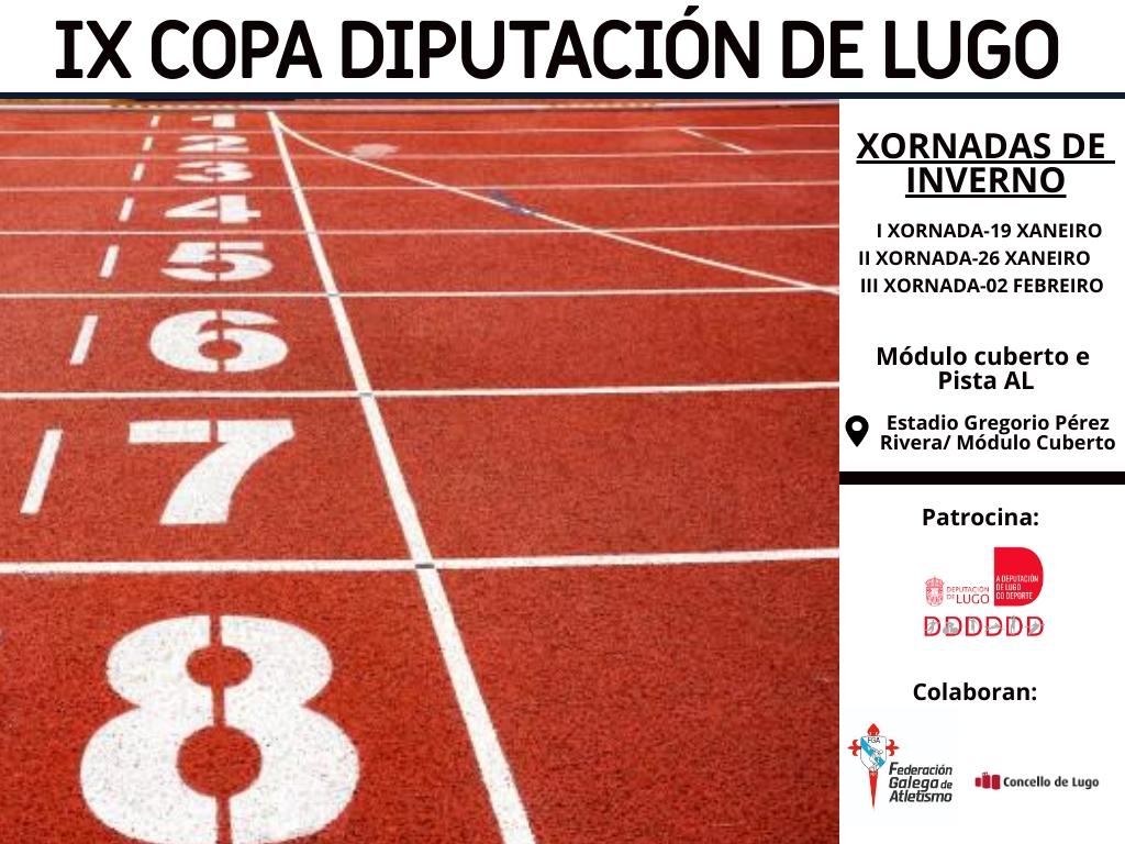 IX Copa Deputación Lugo