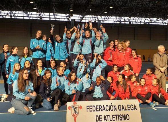 A Copa marcha para Vigo e Pontevedra