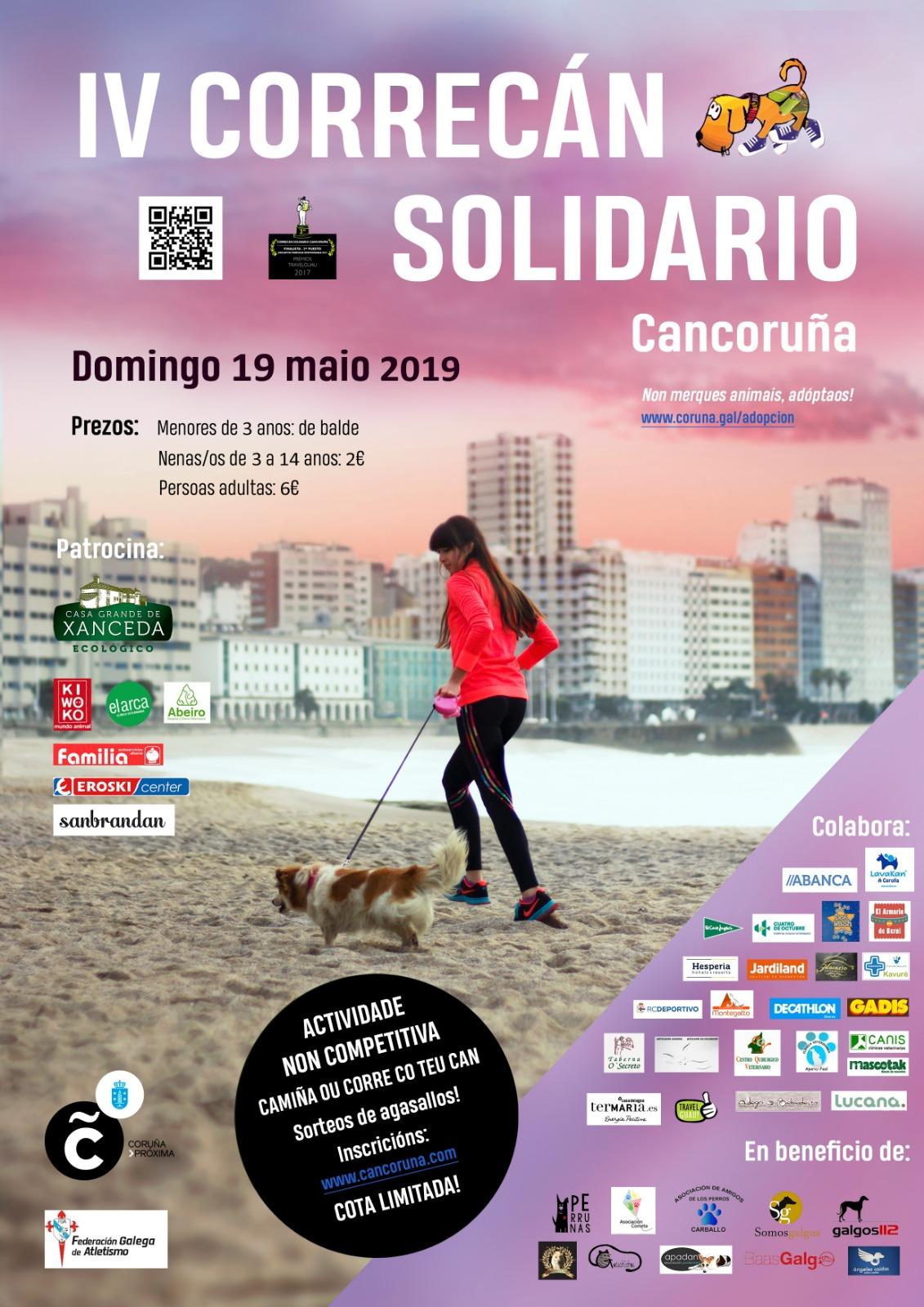 IV Correcán Solidario Cancoruña