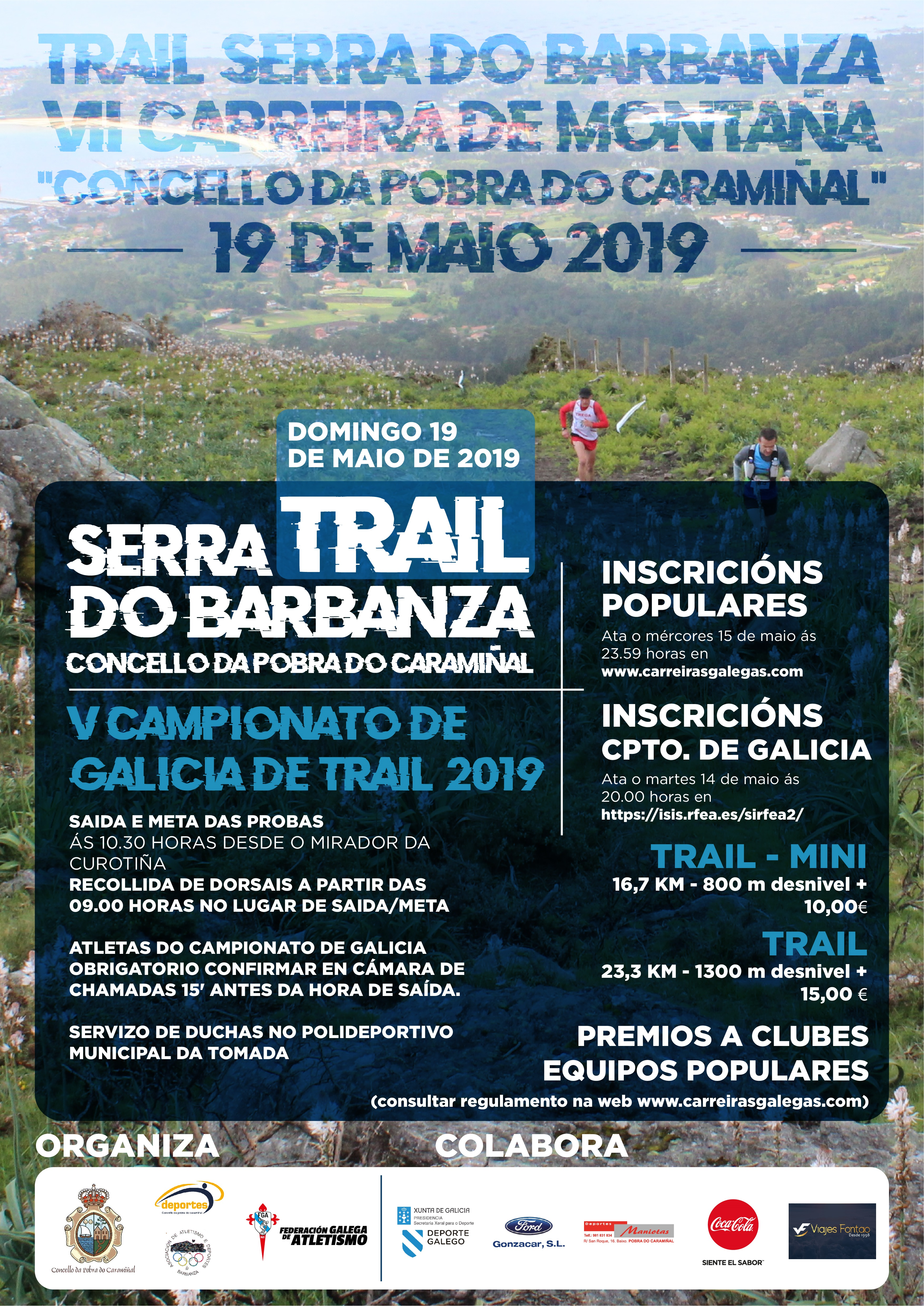 V Campionato de Galicia de Trail