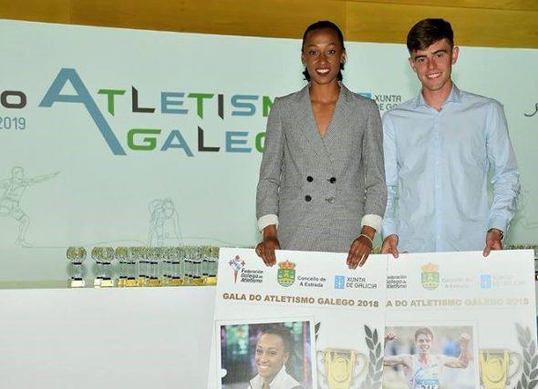 O atletismo galego viviu a súa Gala Anual