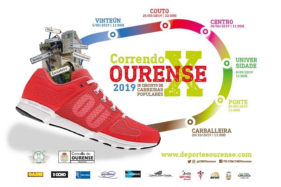 IX Circuíto Correndo x Ourense – Carreira da Universidade