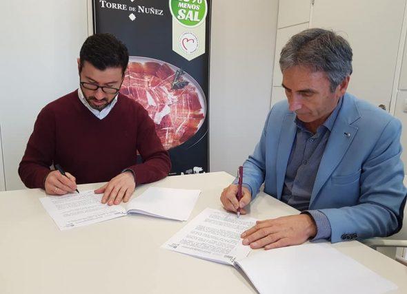 A FGA e Torre de Núñez, asinan un convenio de colaboración
