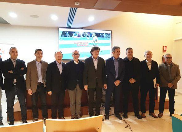 Presentado o Campionato de España Máster