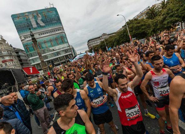 Un maratón de campionato