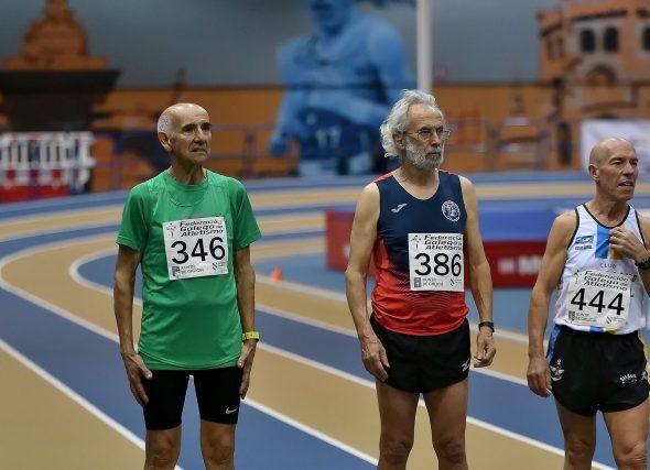 O atletismo Máster gaña en cantidade e calidade