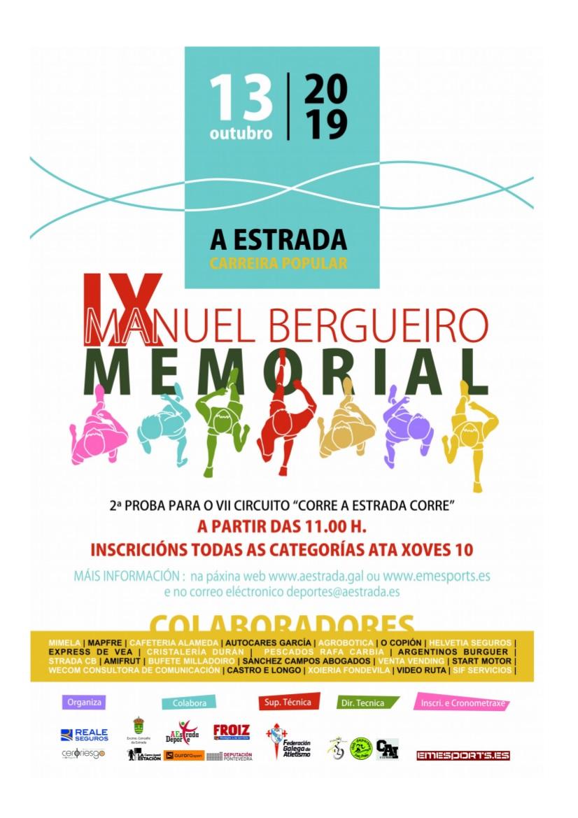 IX Memorial Manuel Bergueiro