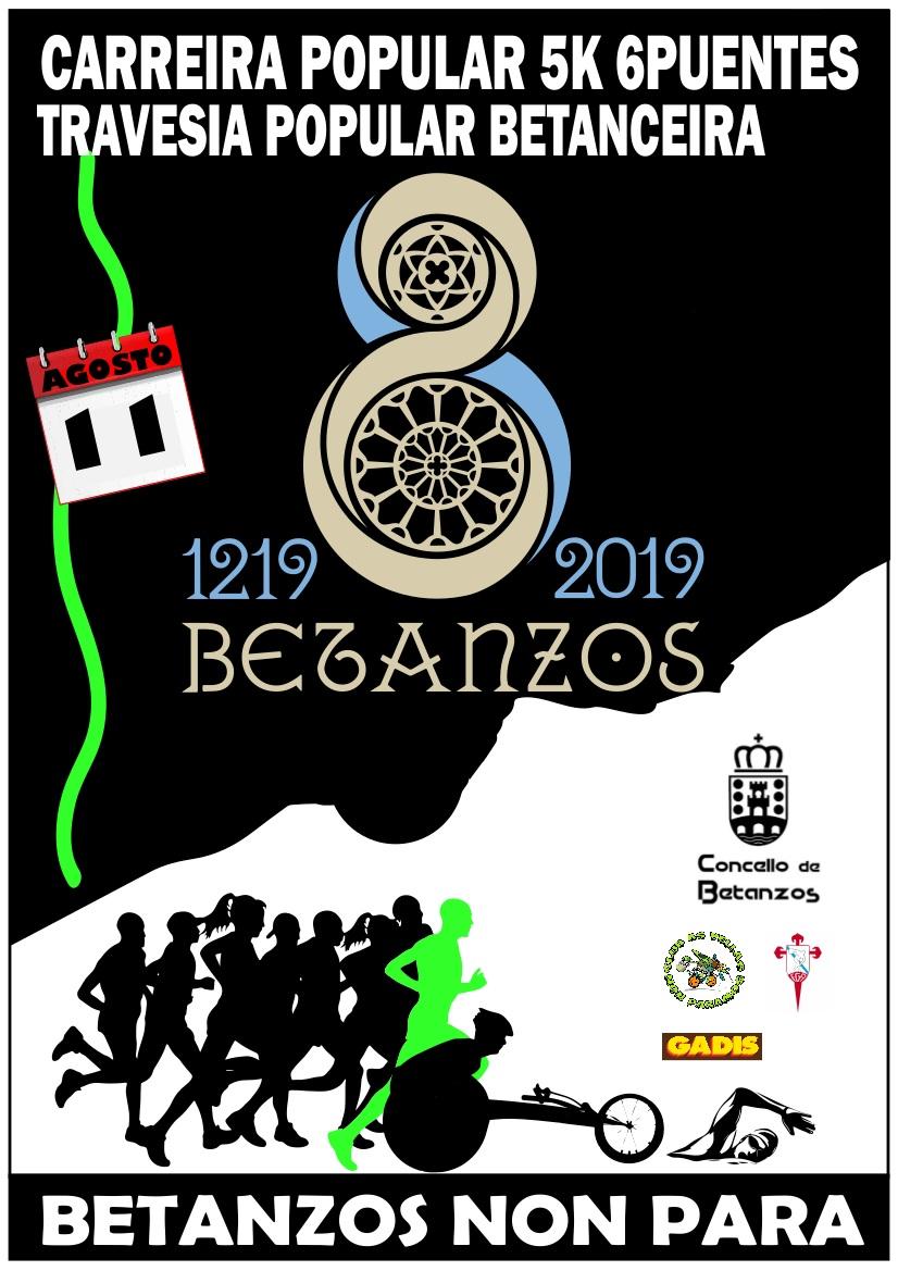 XIX Carreira Popular de Betanzos