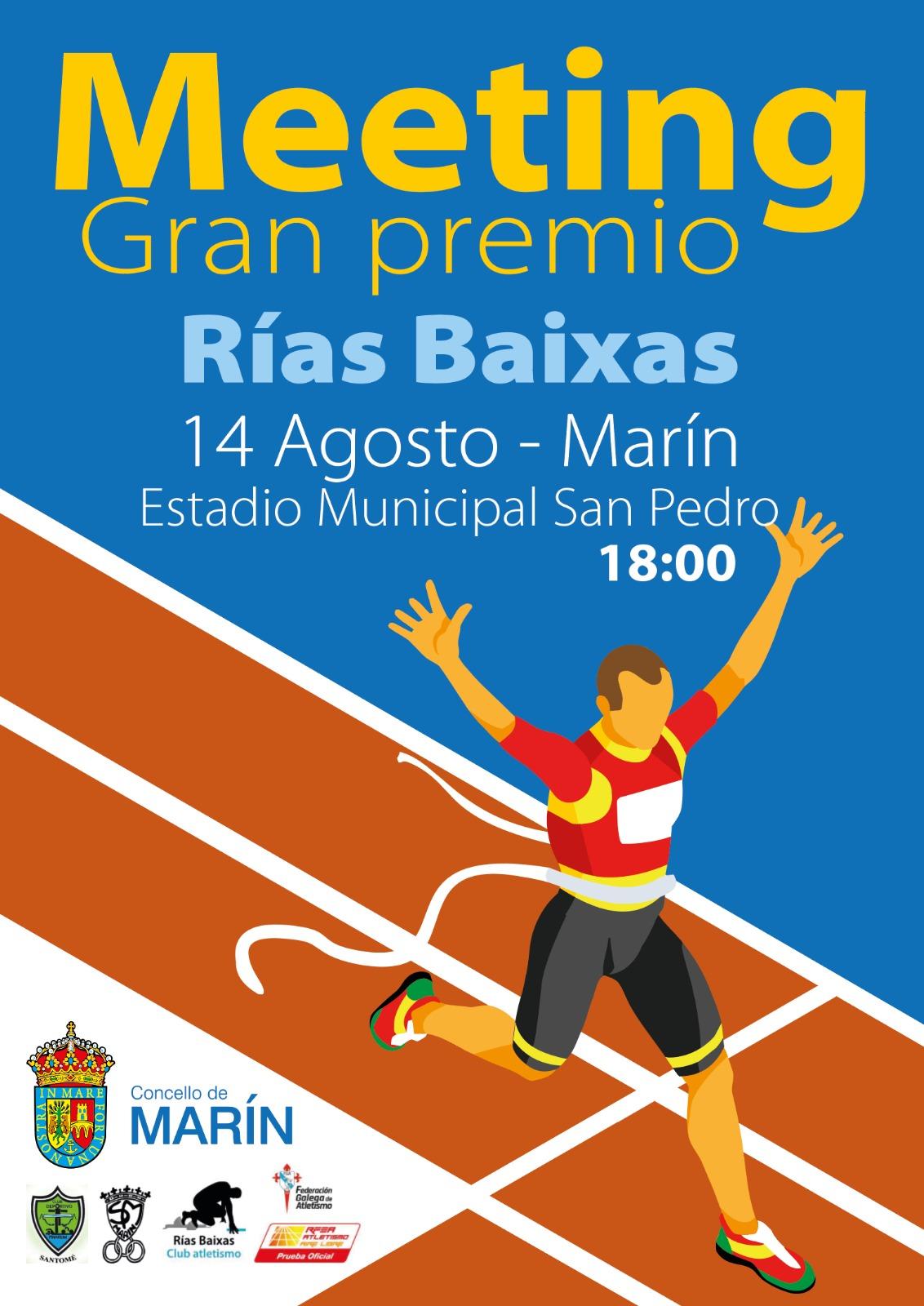 Gran Premio Rías Baixas – IV Festa do Atletismo Galego