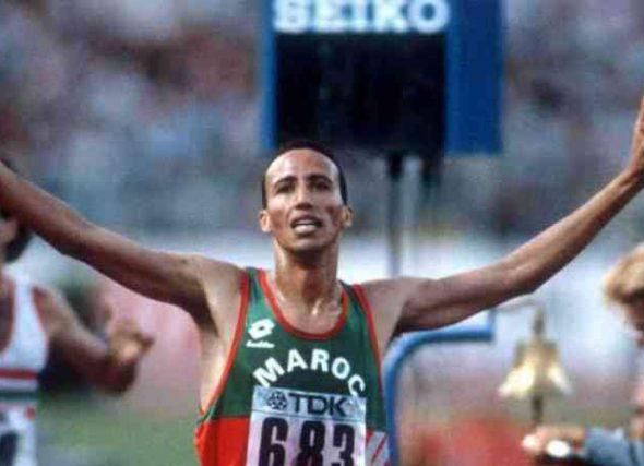 33 anos daquel 5.000 m. de Aouita en Riazor