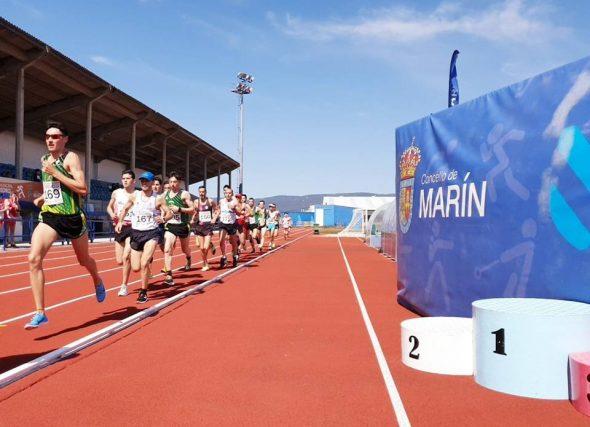 Presenza olímpica no I Meeting Rías Baixas