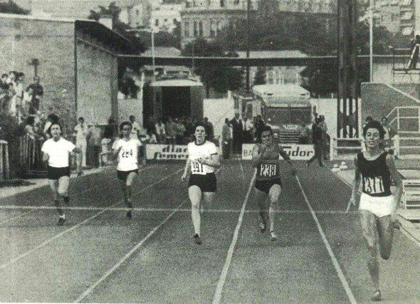 Os logros do atletismo galego falan feminino