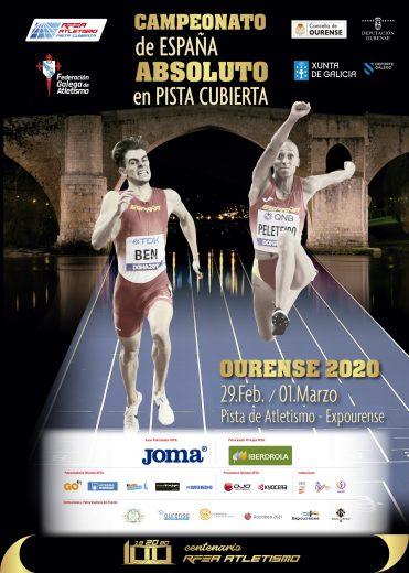 LVI Campionato de España Absoluto en Pista Cuberta