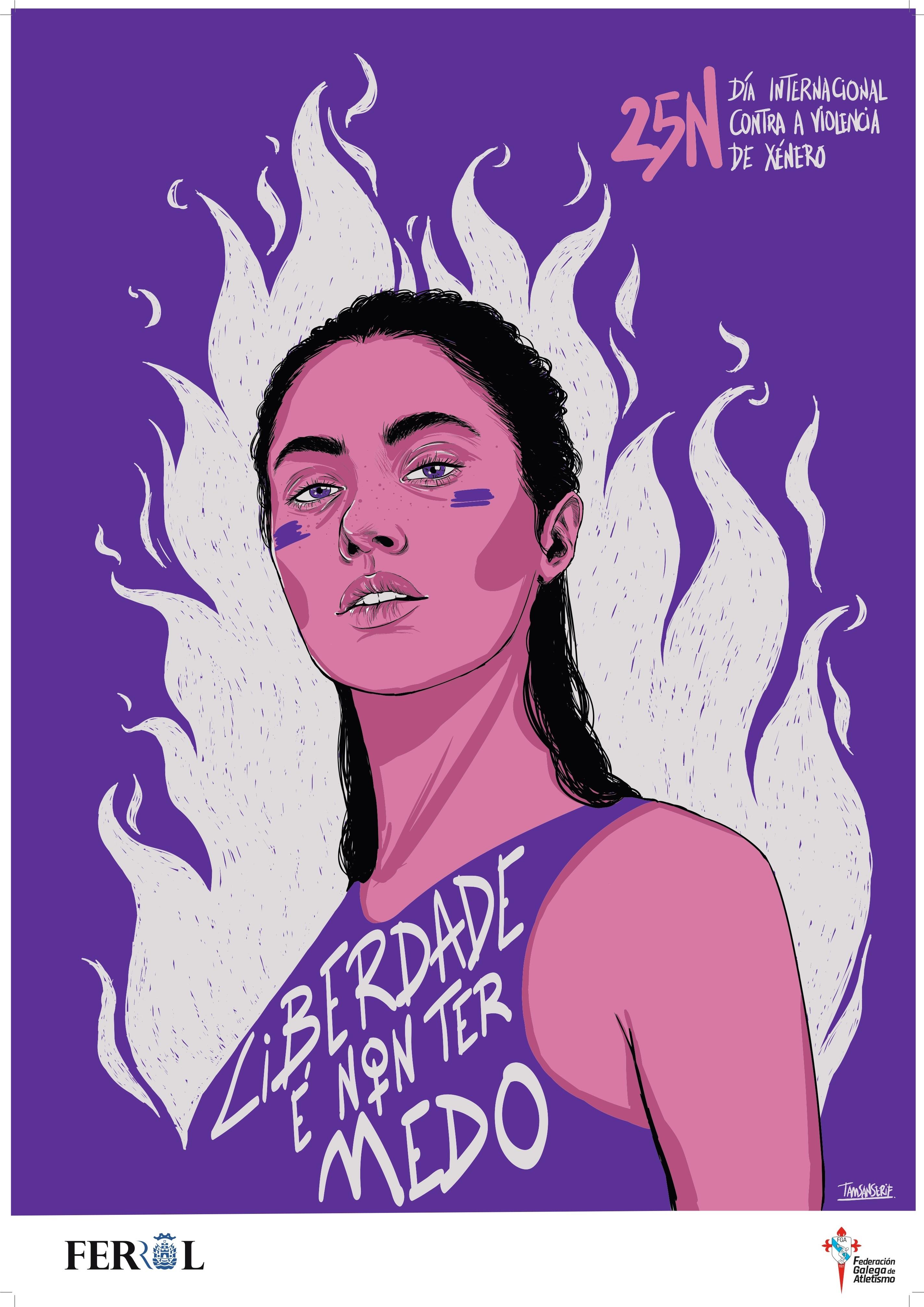 II Carreira Contra a Violencia de Xénero – Ferrol 2019