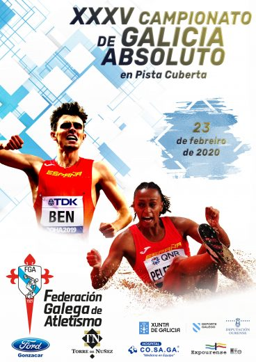 XXXV Campionato de Galicia Absoluto en Pista Cuberta