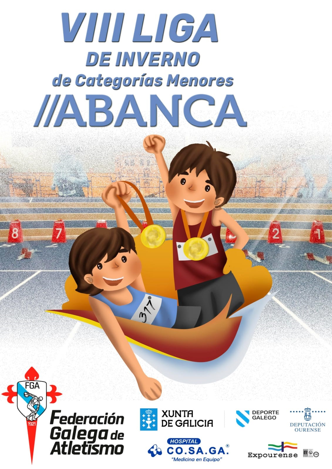 VIII Liga ABANCA – Xornada C – Ourense