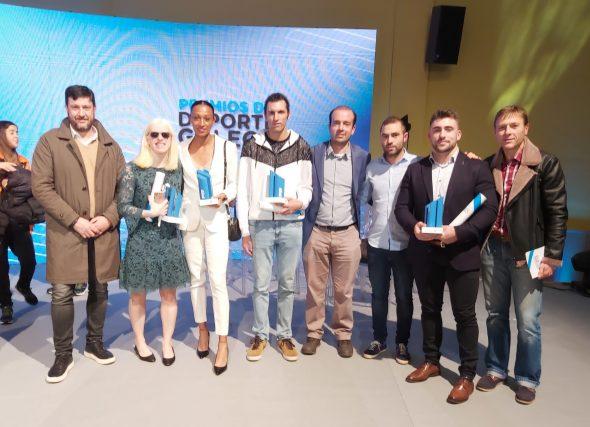 O atletismo protagonista nos Premios ó Deporte Galego