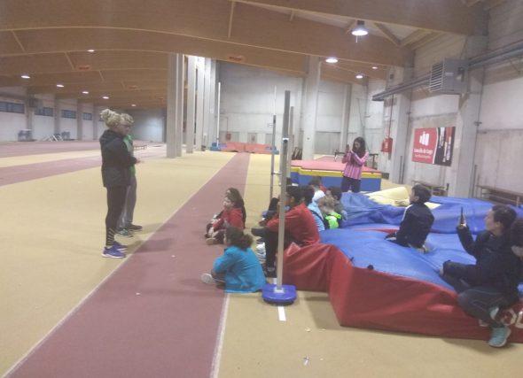 A FGA convidada ó IV Encontro da Escola Deportiva da ONCE