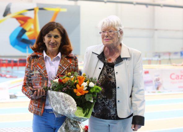 Chus Sanguos distinguida co Trofeo Marina Hoernecke-Gil