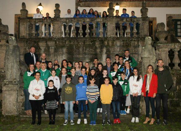 Gala do VII Circuito de Carreiras Deputación da Coruña