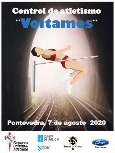 """I Control Verán FGA """"A Volta do Atletismo Galego"""""""