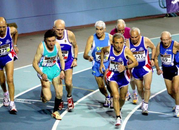 O atletismo máster galego destaca no ranking de pista cuberta
