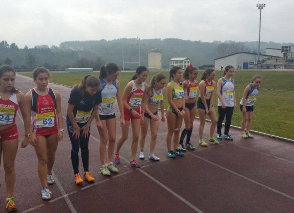 Preto de 700 atletas Sub16 e Sub14 tomarán parte esta fin de semana nos seus autonómicos