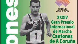 XXXIV Gran Premio Internacional de Marcha Cantones de A Coruña 2021 – Trofeo Sergio Vázquez