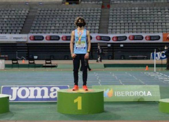 Oito medallas nos nacionais Sub18 e 20 km. marcha