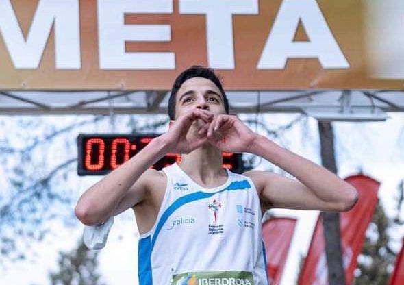 Sete medallas nos distintos campionatos nacionais na fin de semana