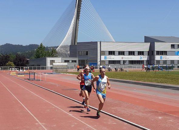 Formidable campionato máster o vivido en Pontevedra