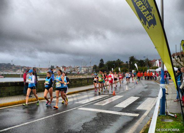Antía Chamosa, cabeza de cartel no galego de Marcha en Ruta