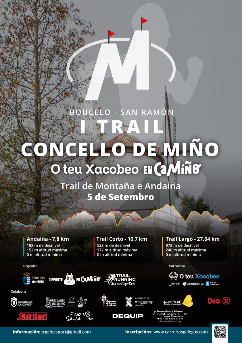 I Trail Concello de Miño – Boucelo San Ramón