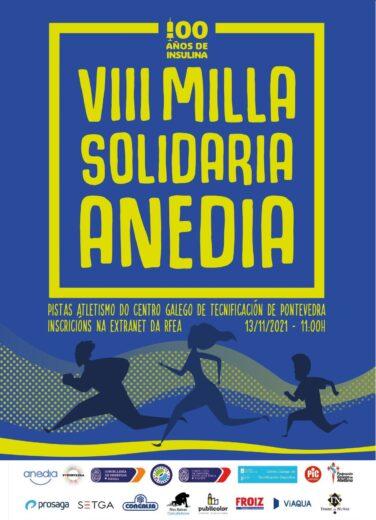 VIII Milla Solidaria ANEDIA